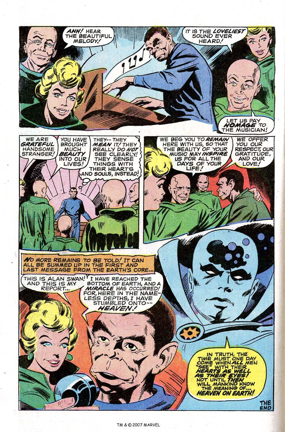 Read online Silver Surfer (1968) comic -  Issue #7 - 62