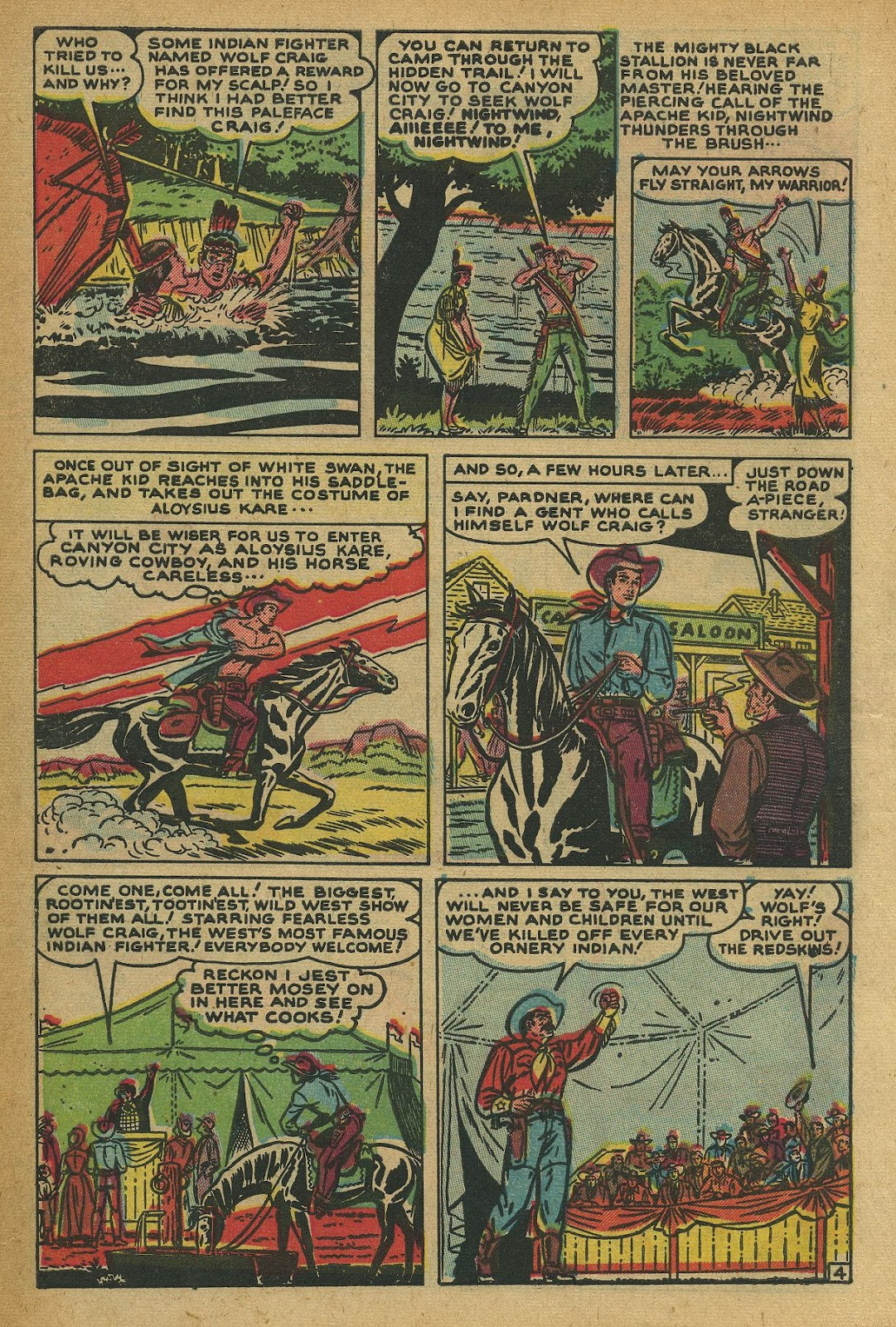 Apache Kid issue 3 - Page 6
