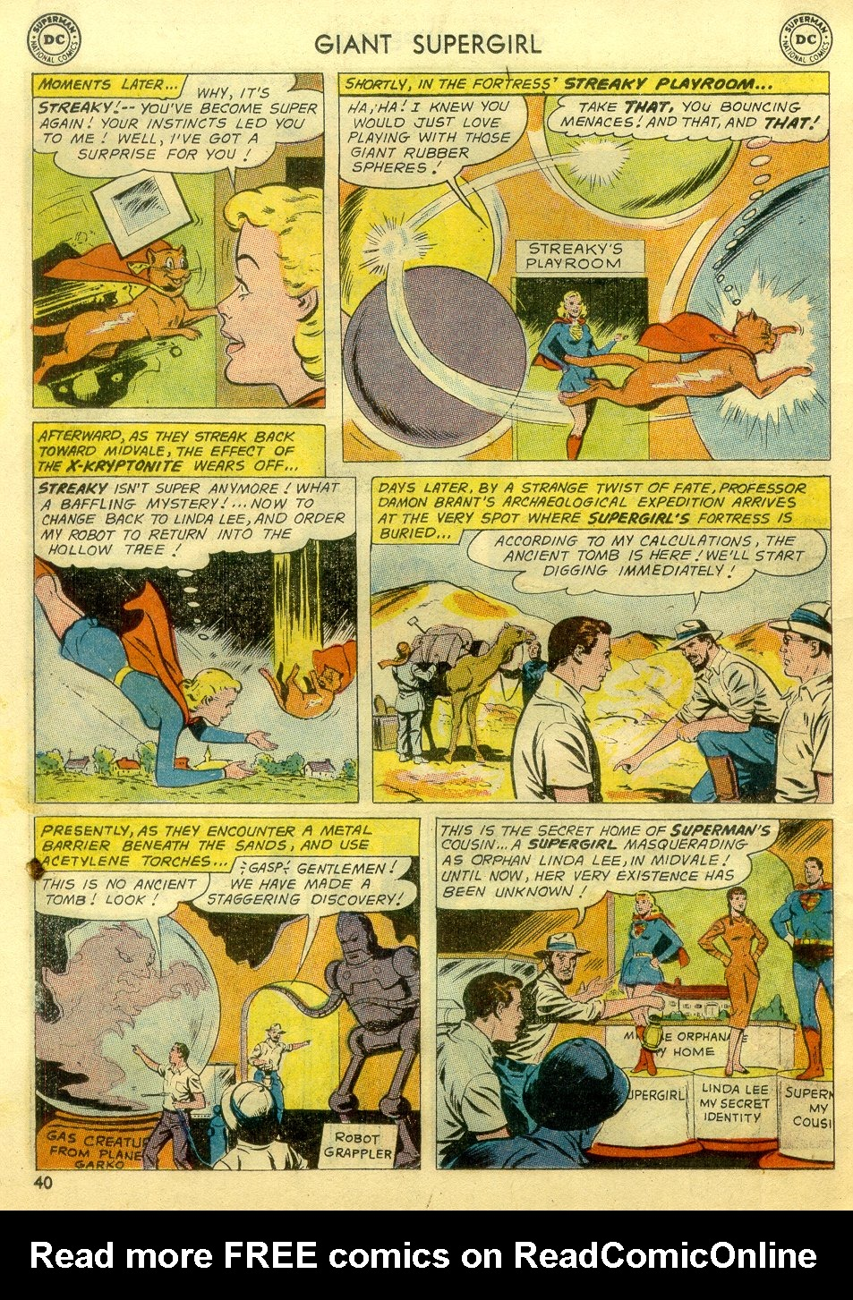 Action Comics (1938) 334 Page 41