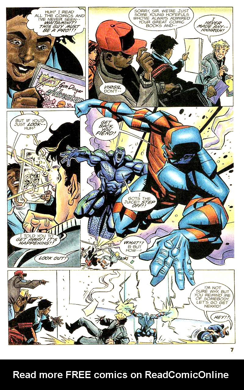 Read online Worlds Collide comic -  Issue # Full - 7