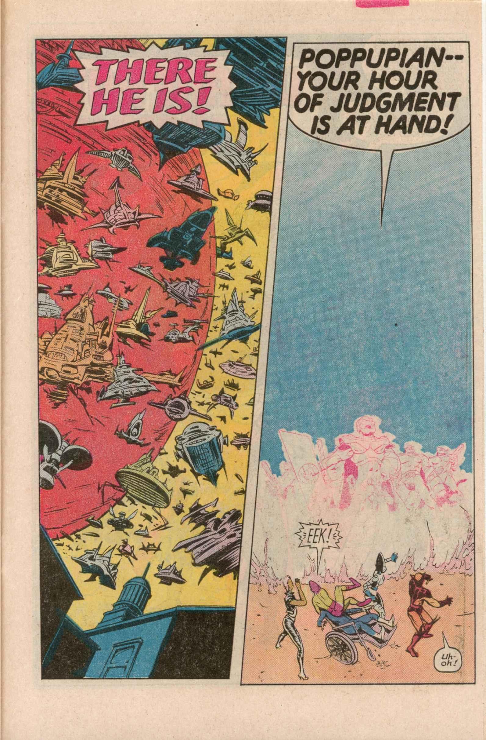 Read online Uncanny X-Men (1963) comic -  Issue # _Annual 7 - 36