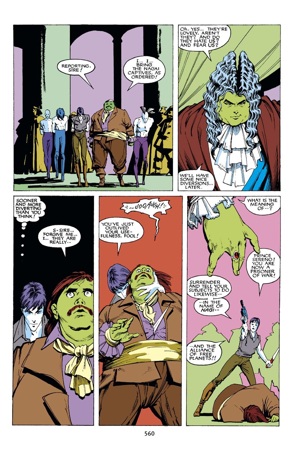 Read online Star Wars Omnibus comic -  Issue # Vol. 21.5 - 283