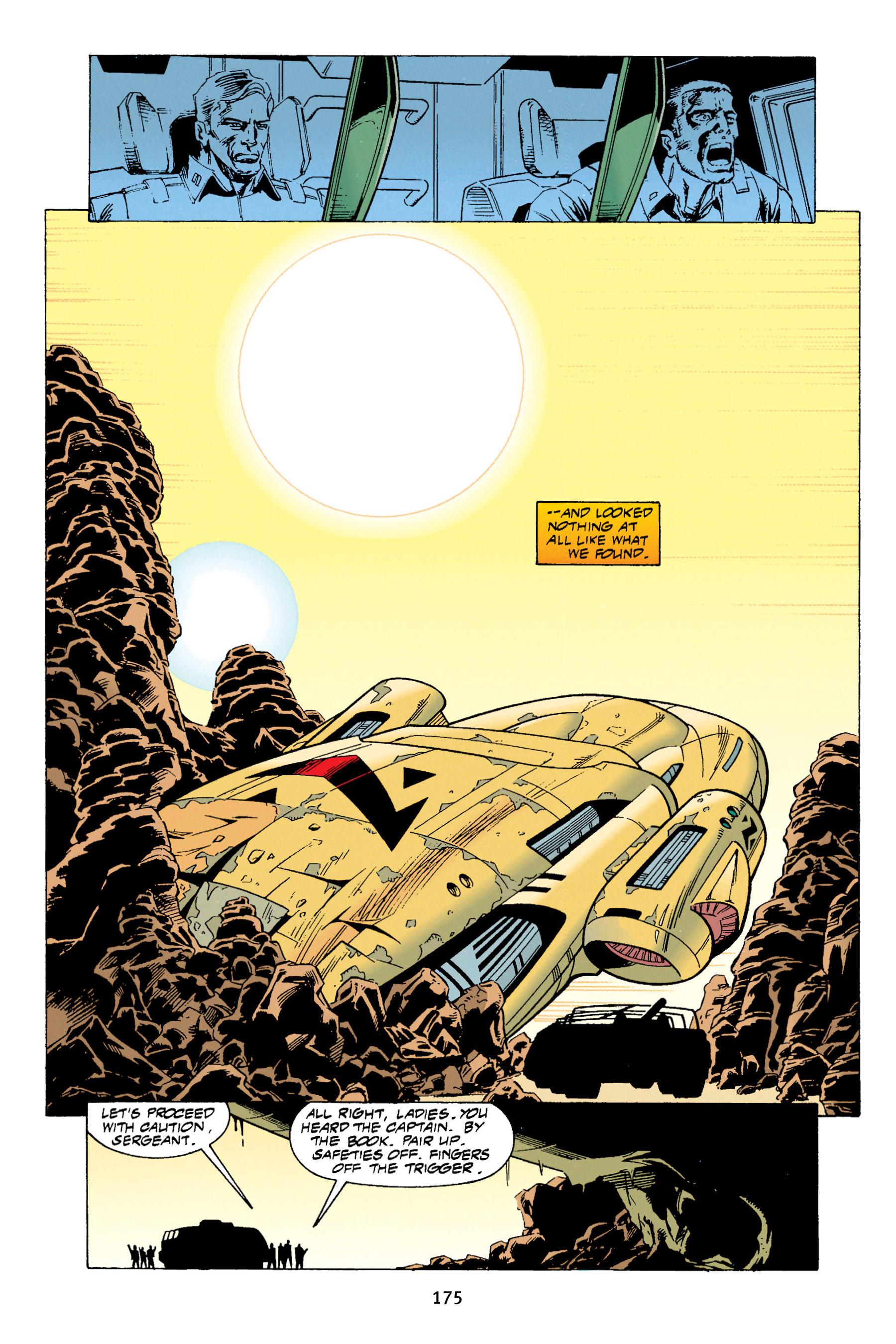 Read online Aliens vs. Predator Omnibus comic -  Issue # _TPB 1 Part 2 - 73