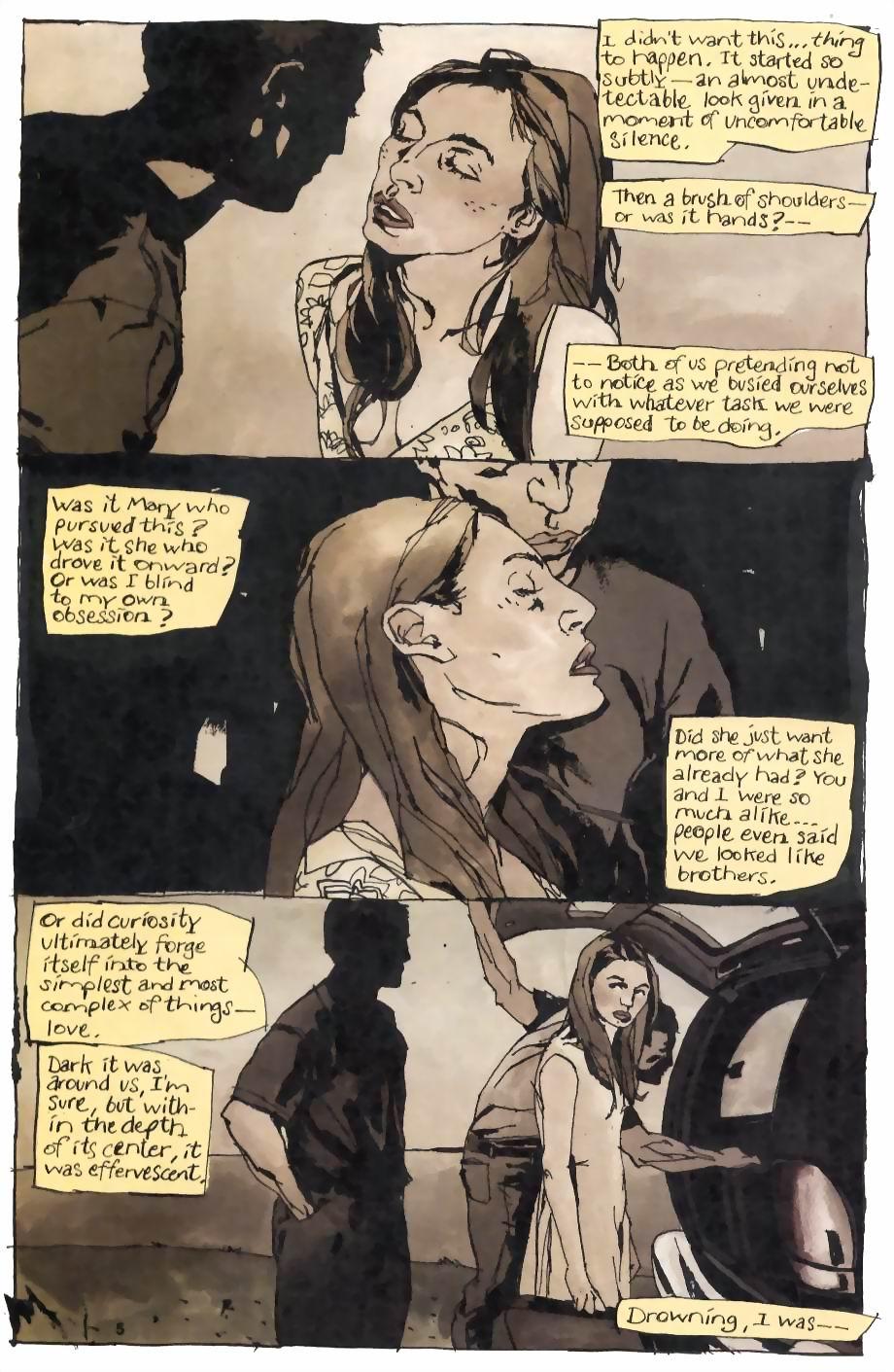 Read online Flinch comic -  Issue #4 - 6