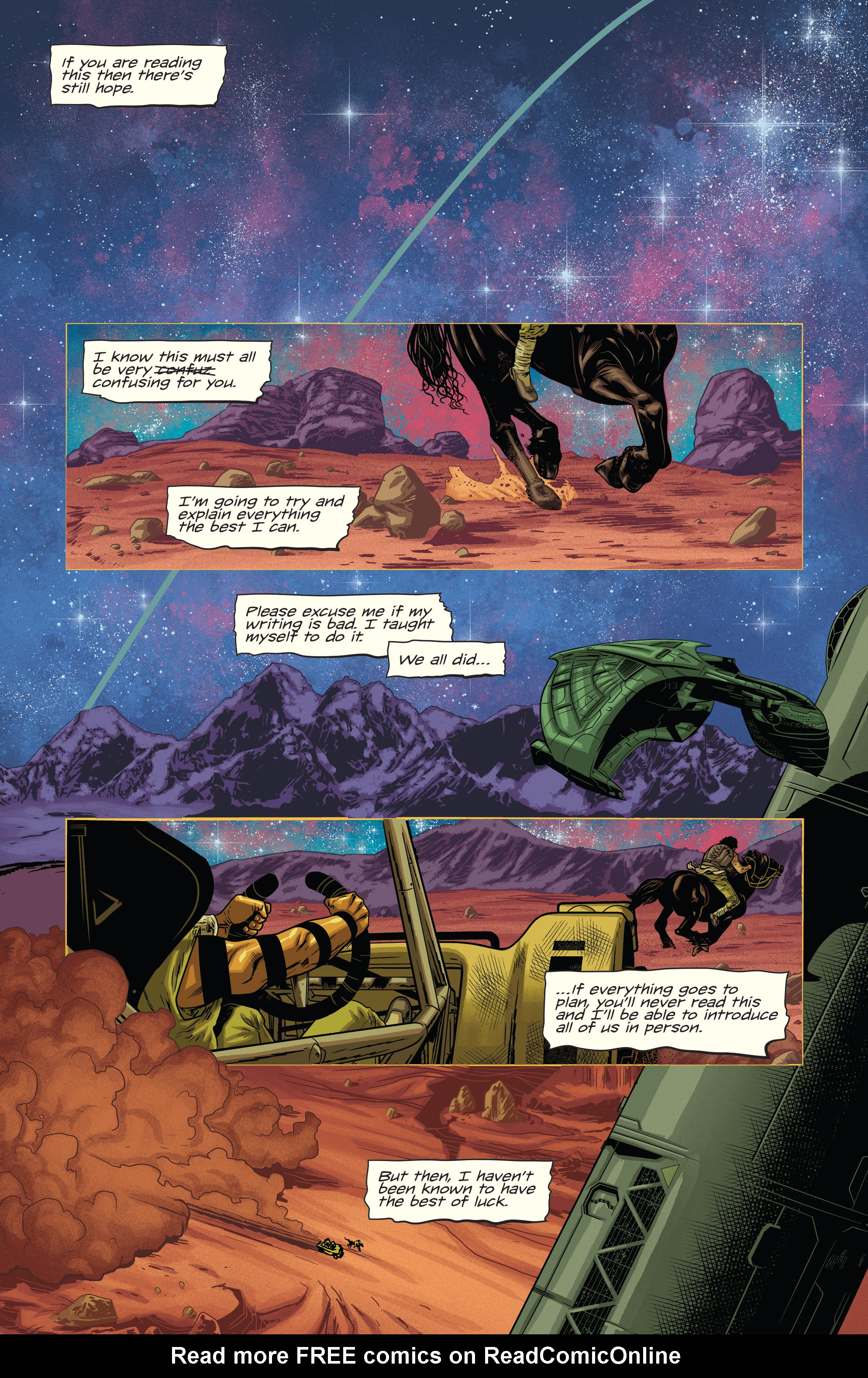 Read online Star Trek: Deviations comic -  Issue # Full - 4