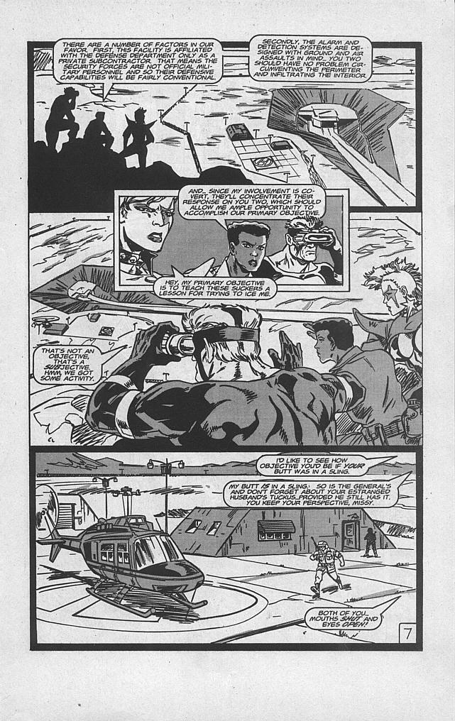 Femforce Issue #94 #94 - English 9