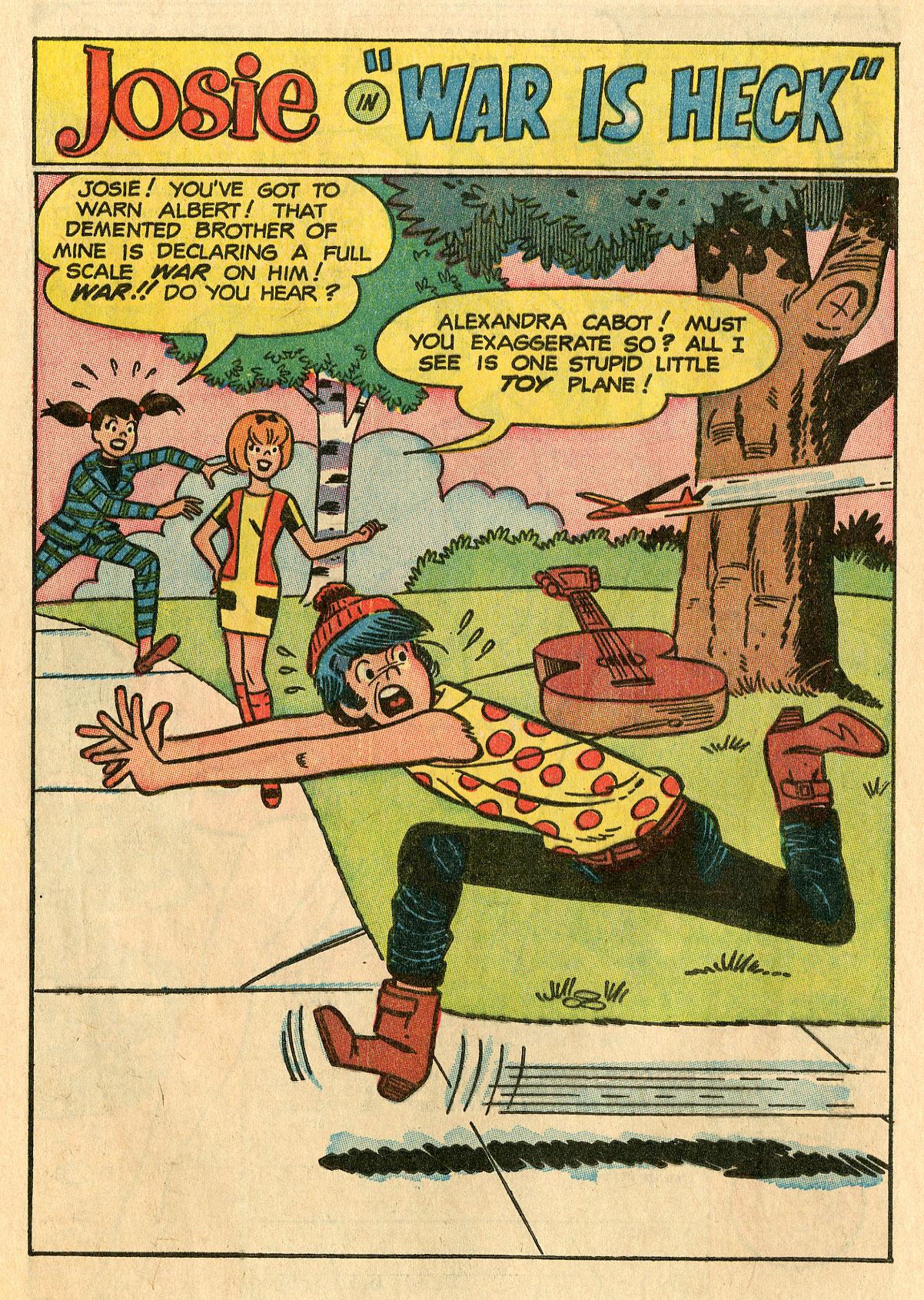 Read online She's Josie comic -  Issue #29 - 20