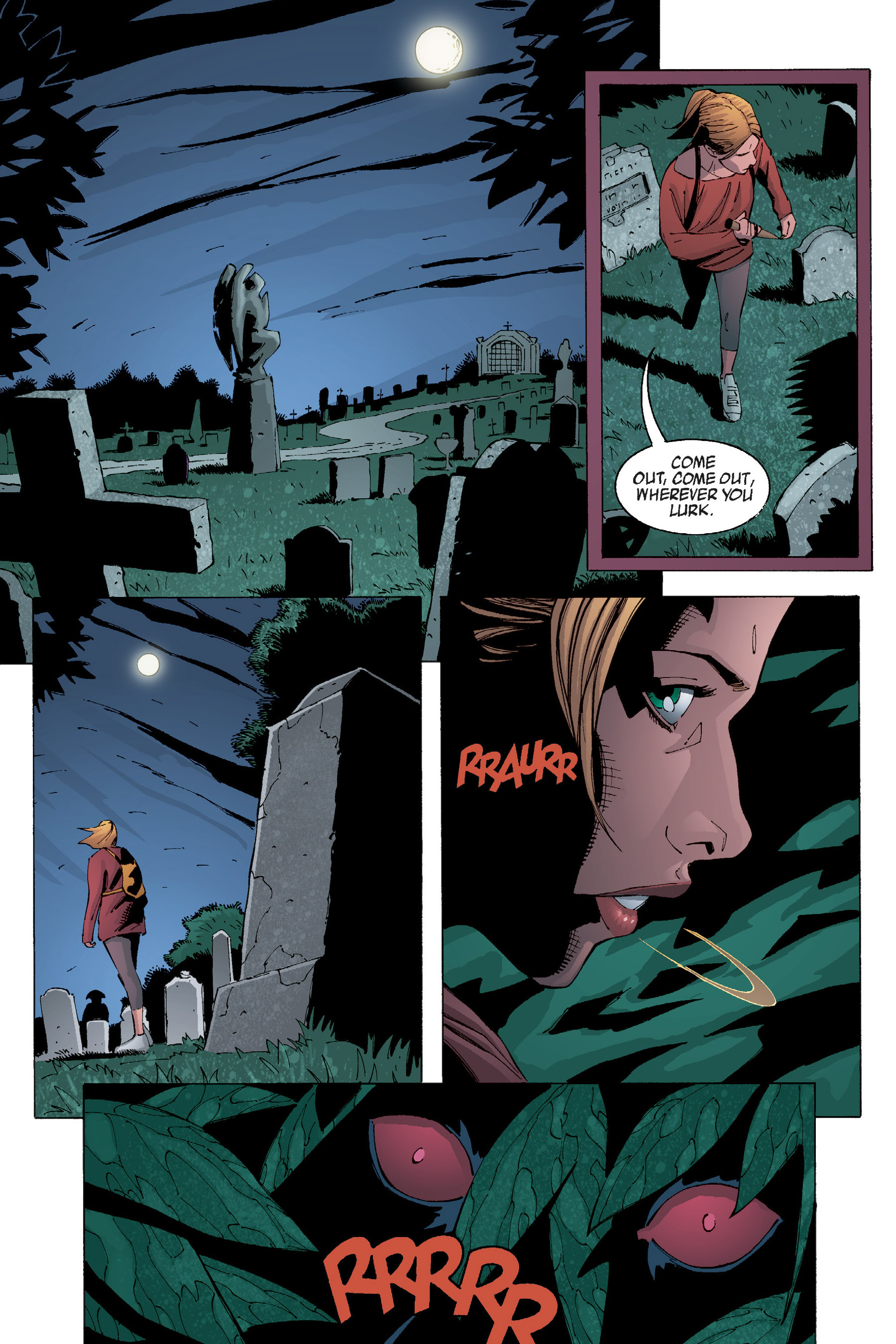 Read online Buffy the Vampire Slayer: Omnibus comic -  Issue # TPB 5 - 30