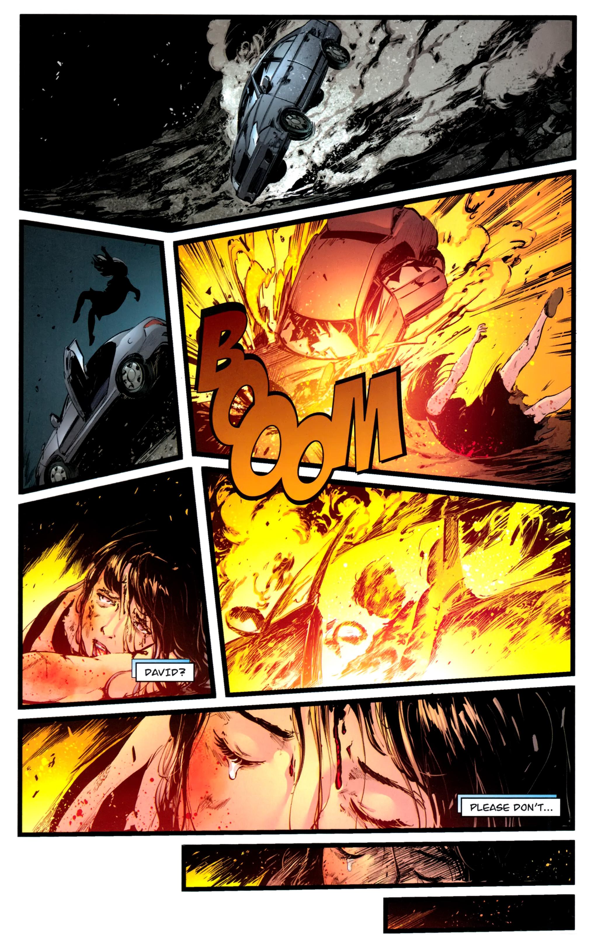 Read online Astria comic -  Issue #1 - 13