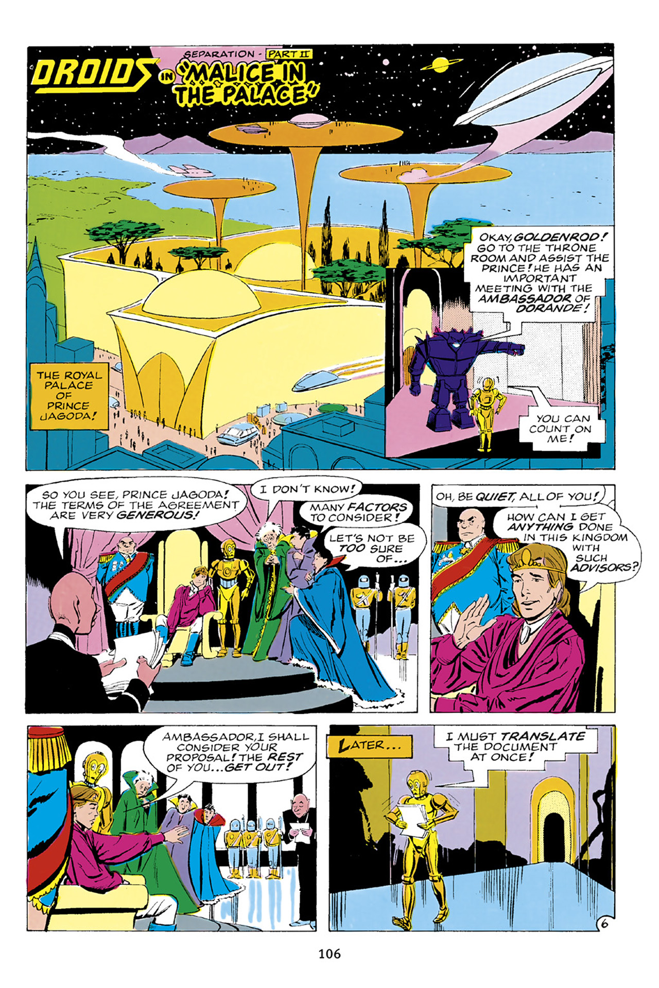 Read online Star Wars Omnibus comic -  Issue # Vol. 23 - 105