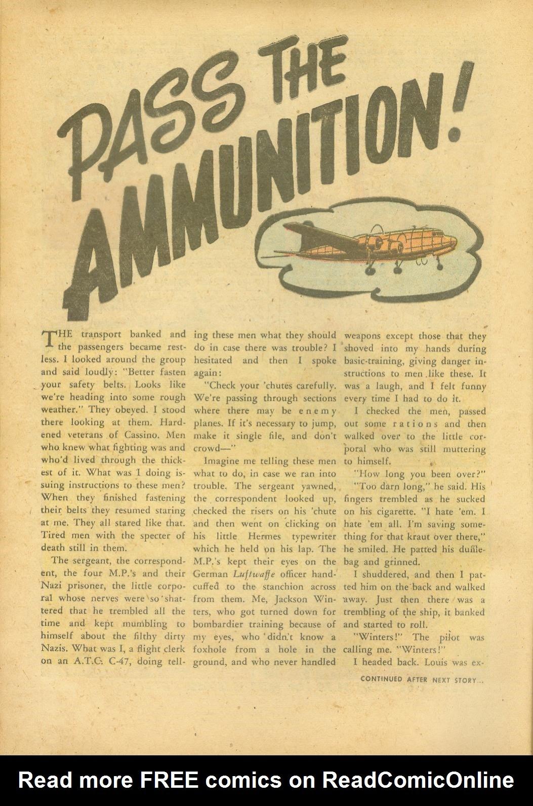 War Adventures issue 1 - Page 8