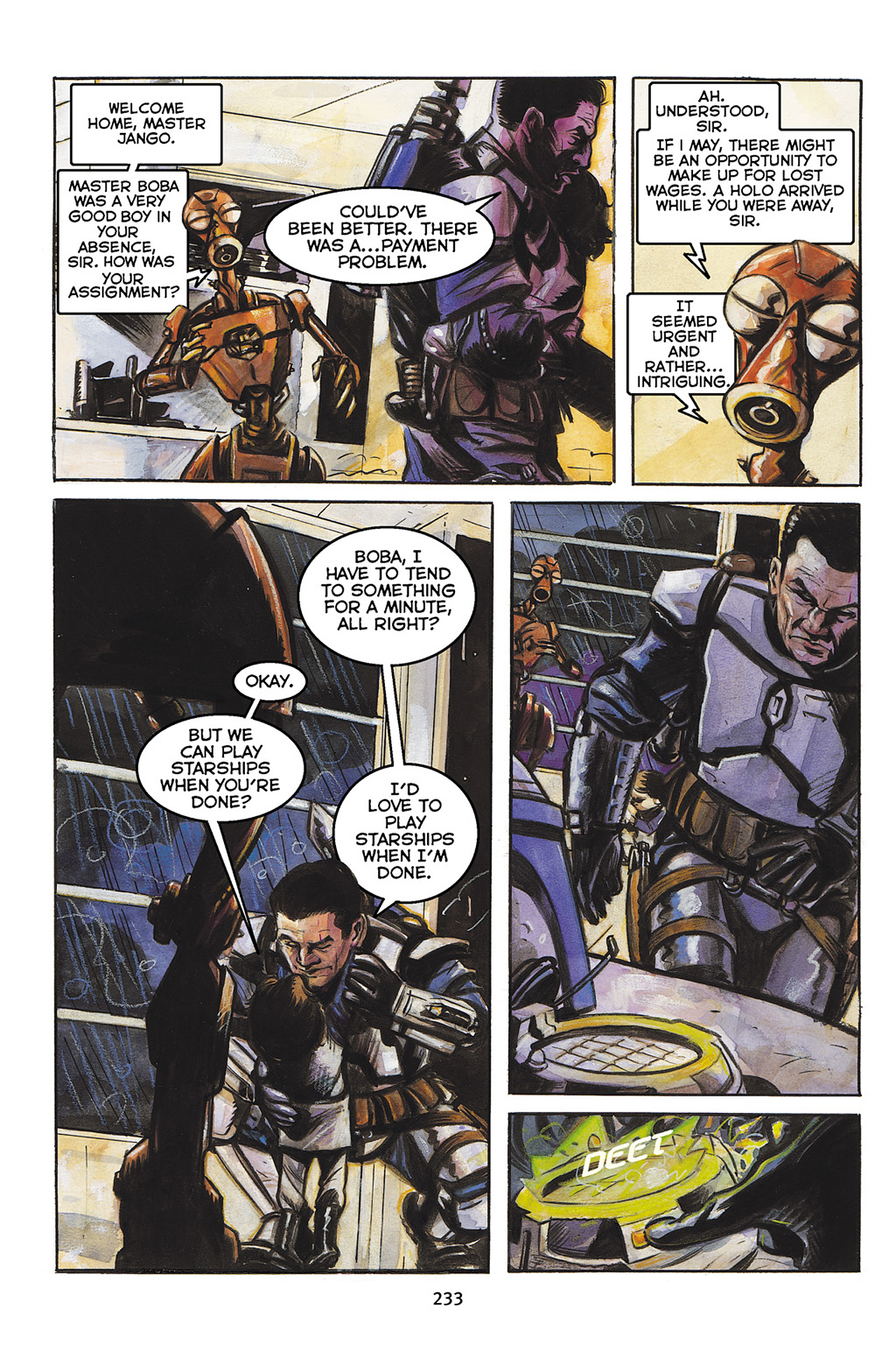 Read online Star Wars Omnibus comic -  Issue # Vol. 10 - 232
