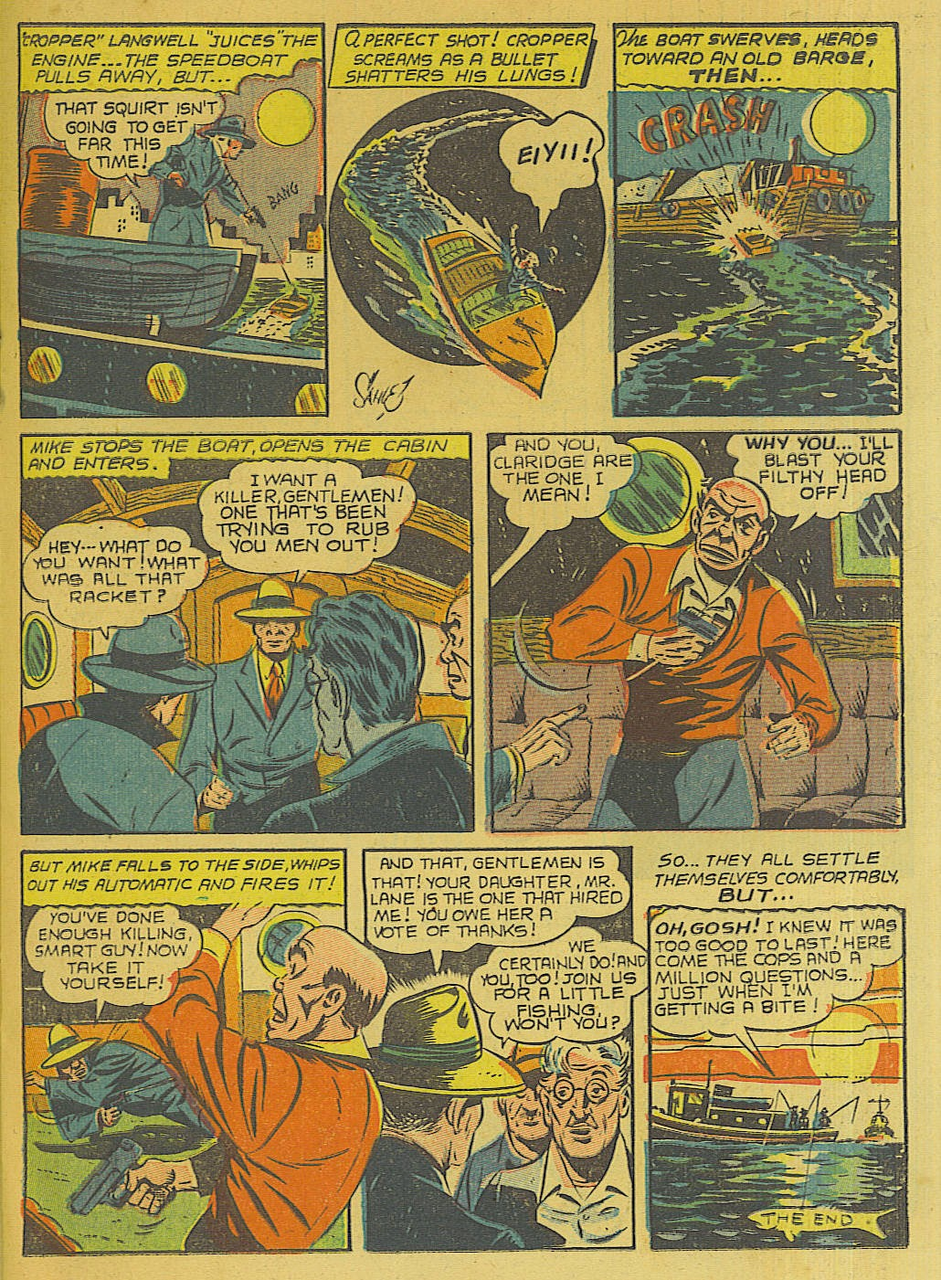 Green Hornet Comics issue 10 - Page 14