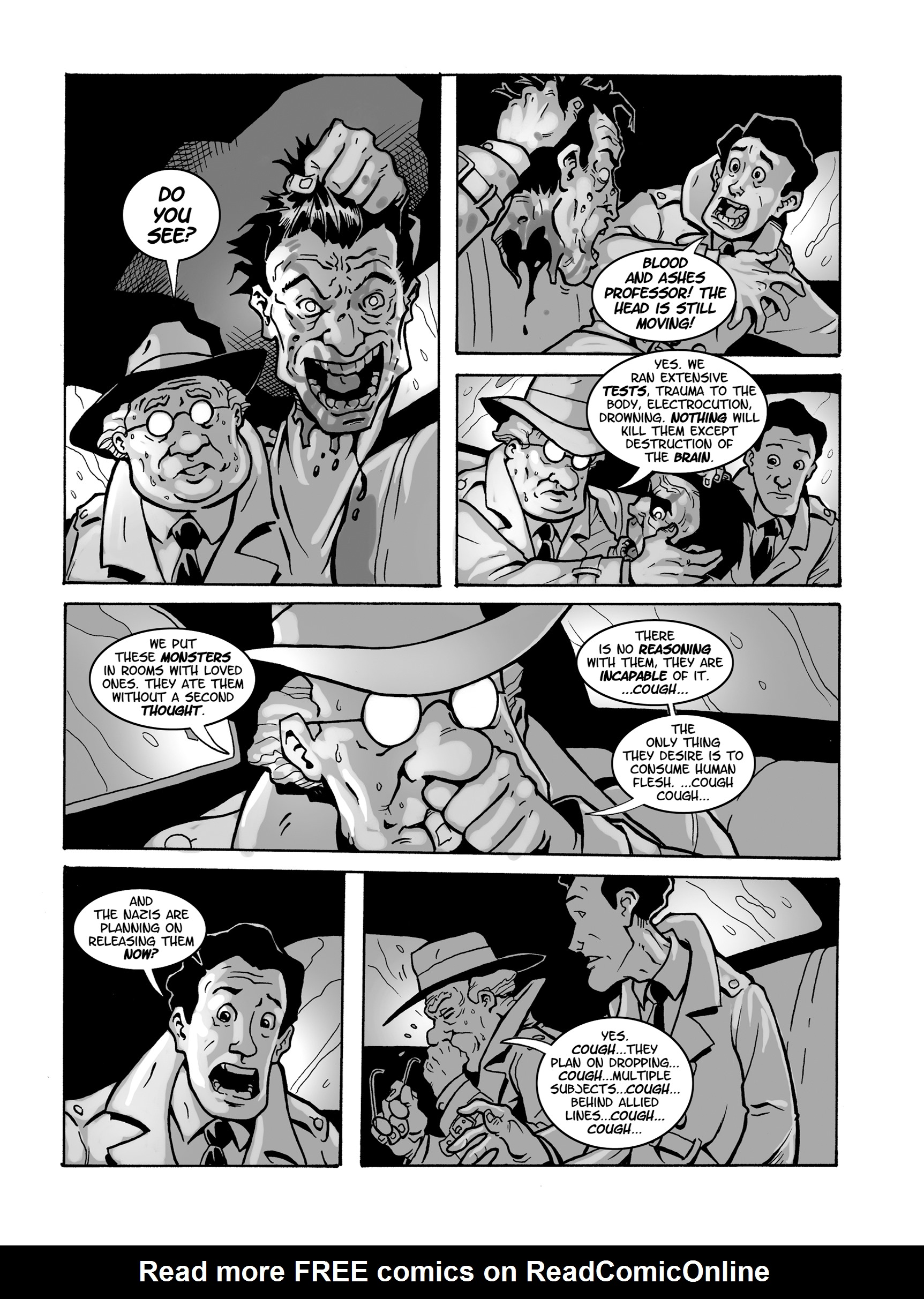 Read online FUBAR comic -  Issue #1 - 59