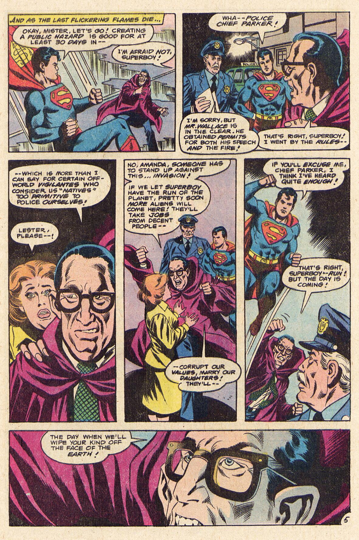 Read online Adventure Comics (1938) comic -  Issue #457 - 6