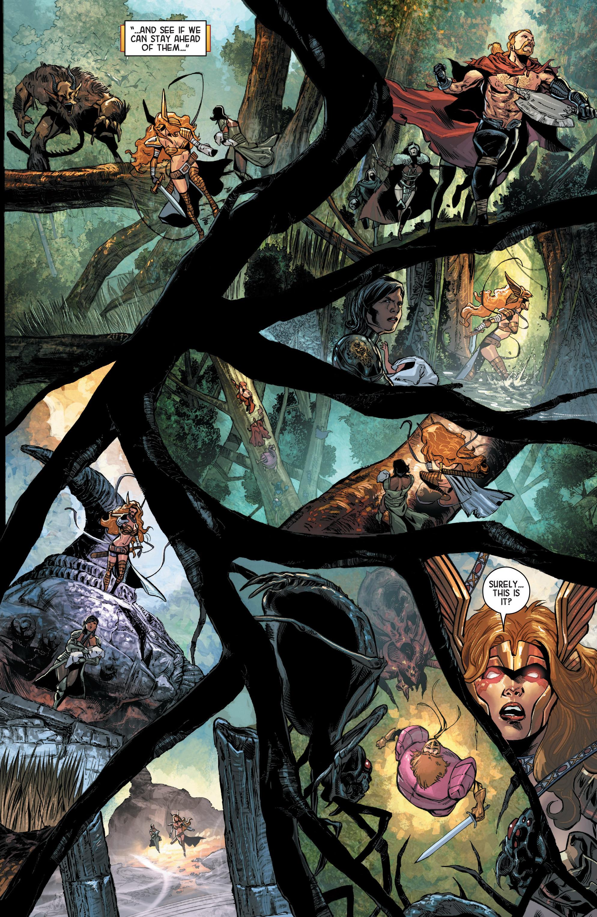 Read online Angela: Asgard's Assassin comic -  Issue #3 - 6