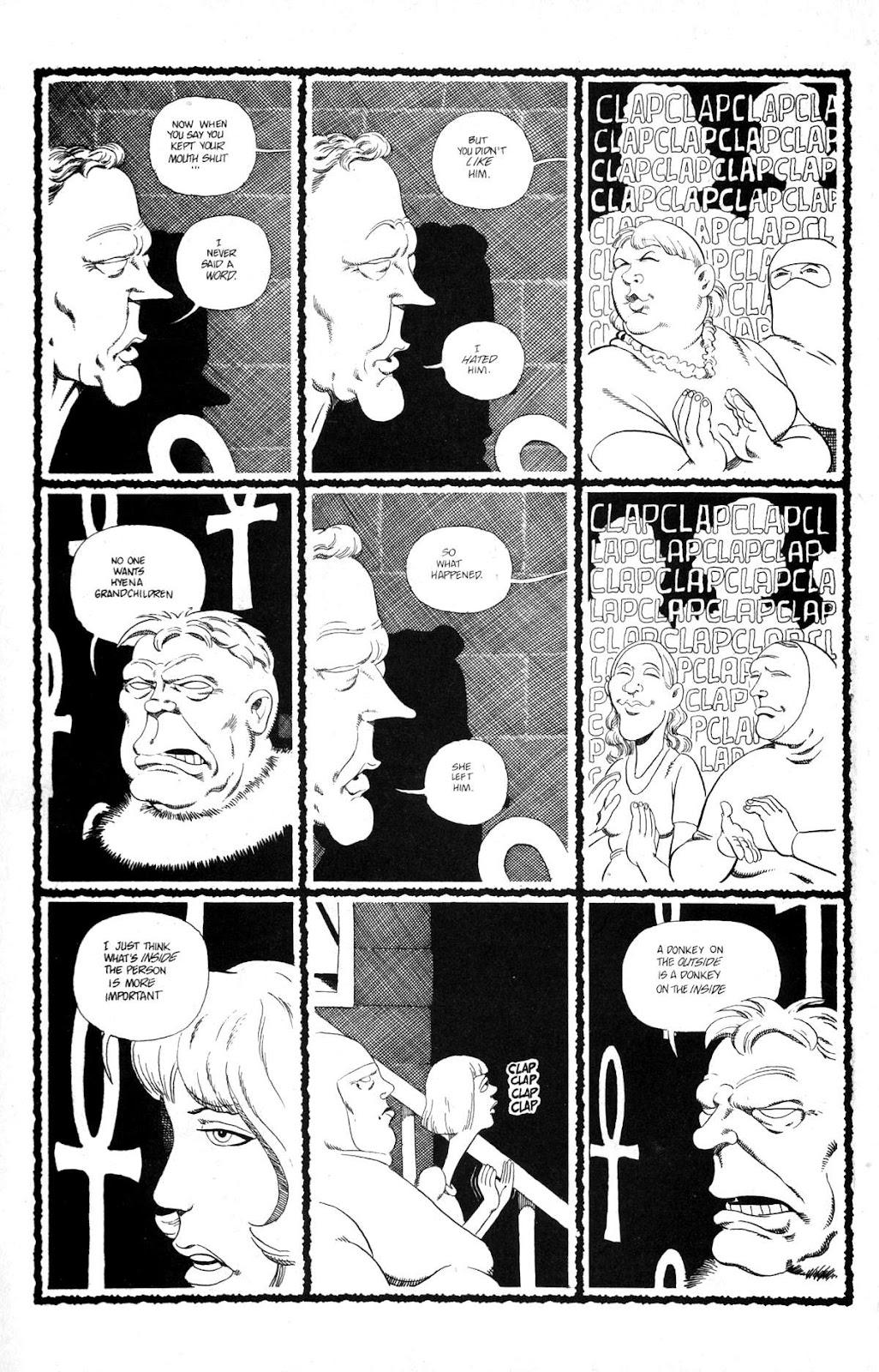 Cerebus Issue #163 #162 - English 16