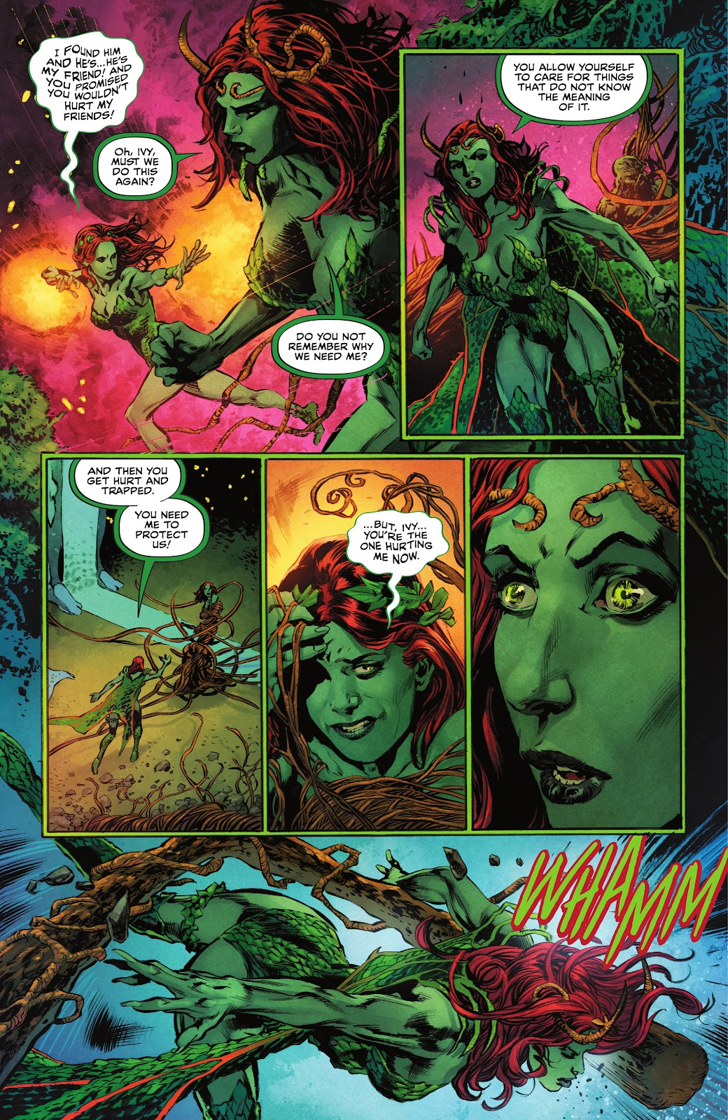 The Swamp Thing issue 3 - Page 17