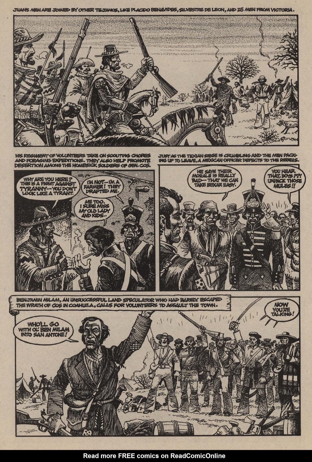 Recuerden el Alamo issue Full - Page 32
