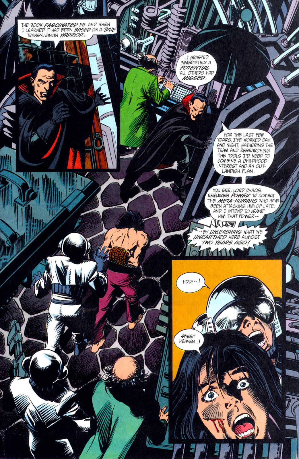 Read online Team Titans comic -  Issue #1c - 10
