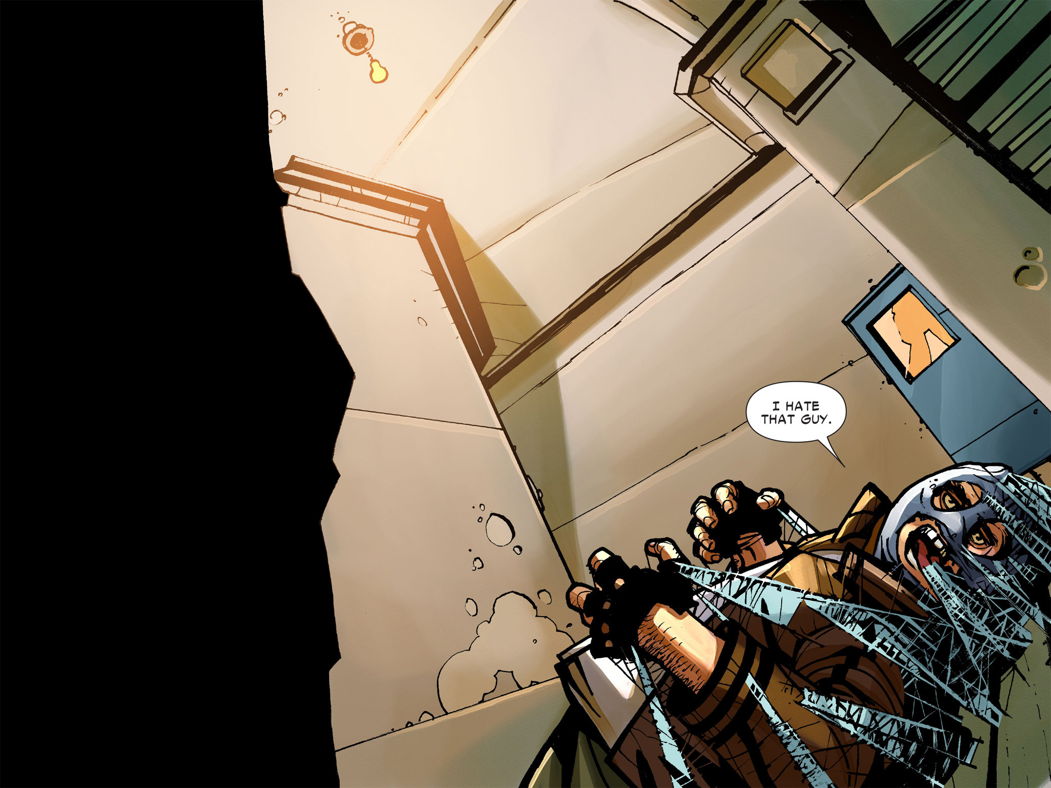 Read online Amazing Spider-Man: Who Am I? comic -  Issue # Full (Part 1) - 112