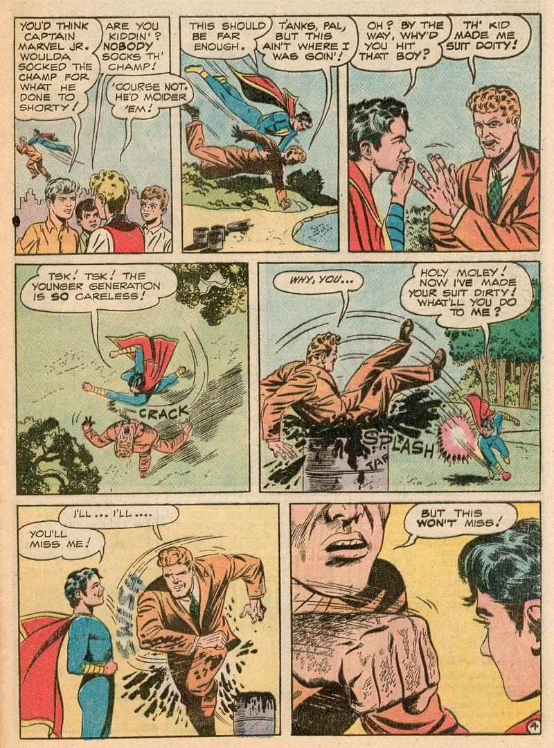 Read online Shazam! (1973) comic -  Issue #5 - 21