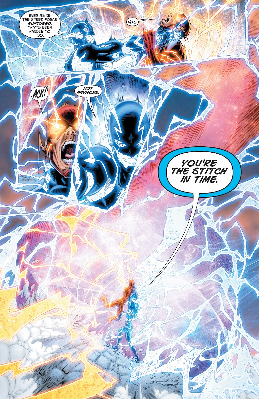 Read online The Flash (2011) comic -  Issue # _TPB 6 (Part 2) - 70