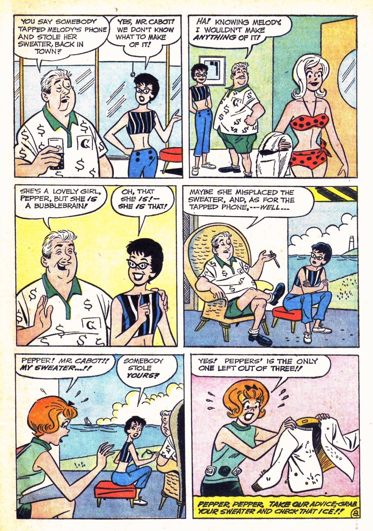 Read online She's Josie comic -  Issue #3 - 11