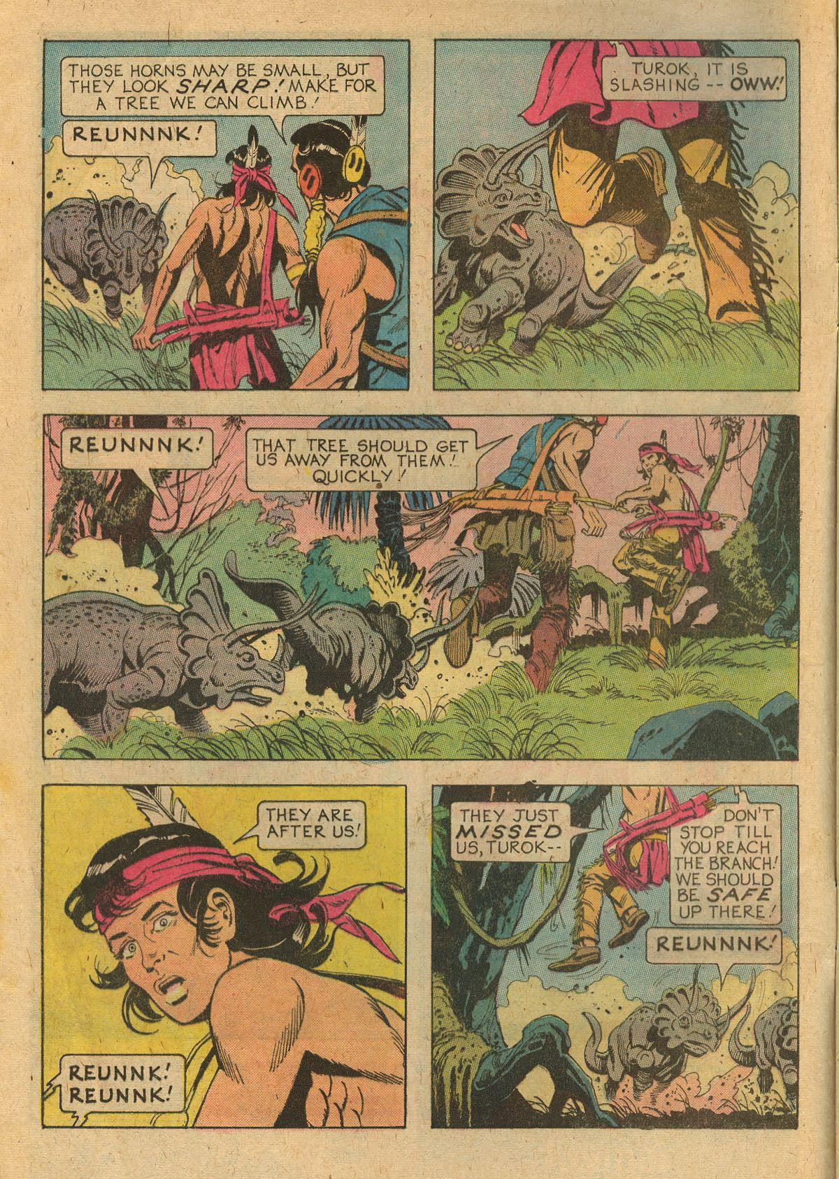 Read online Turok, Son of Stone comic -  Issue #107 - 4