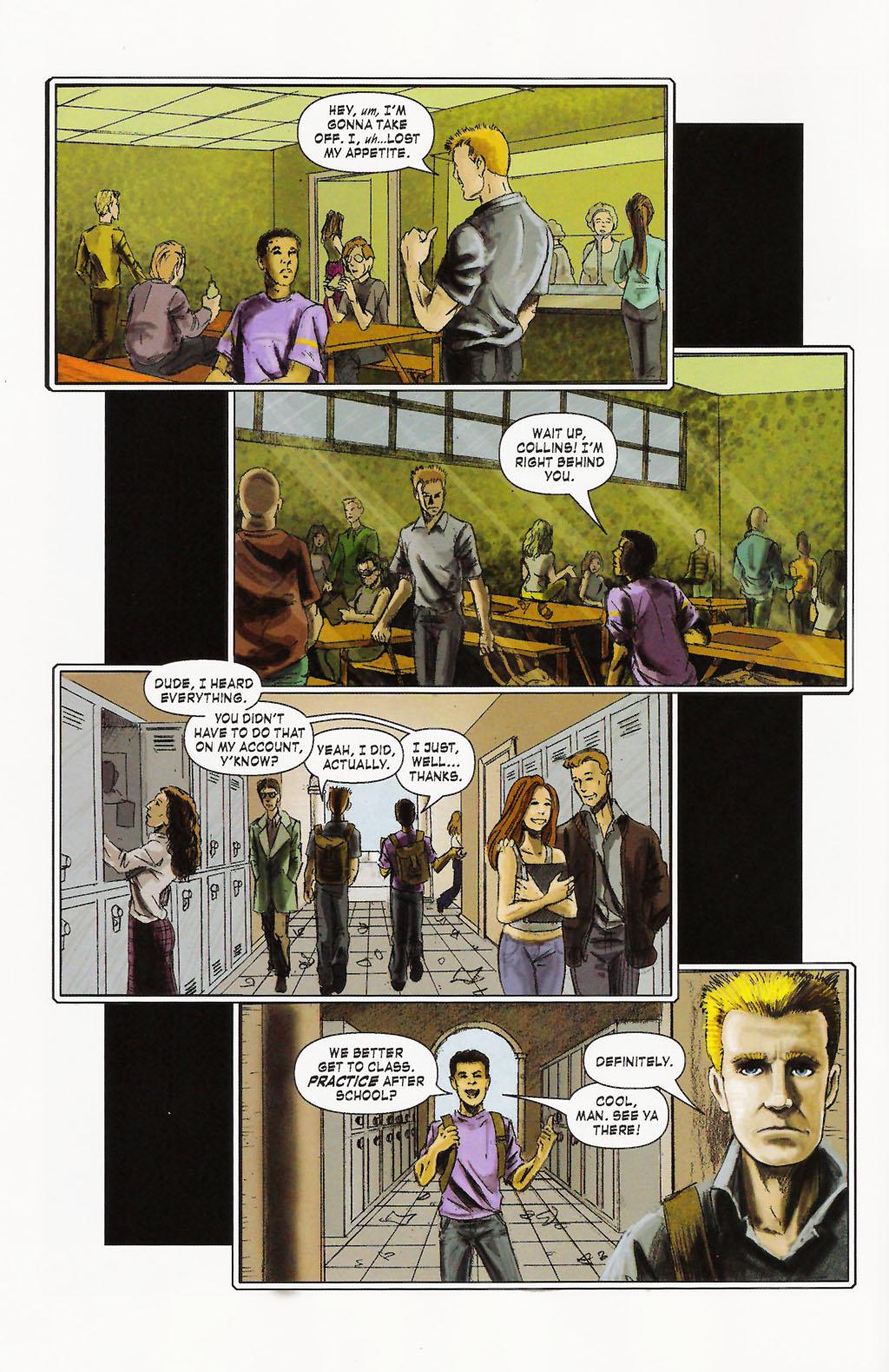 Read online ShadowHawk (2005) comic -  Issue #9 - 6