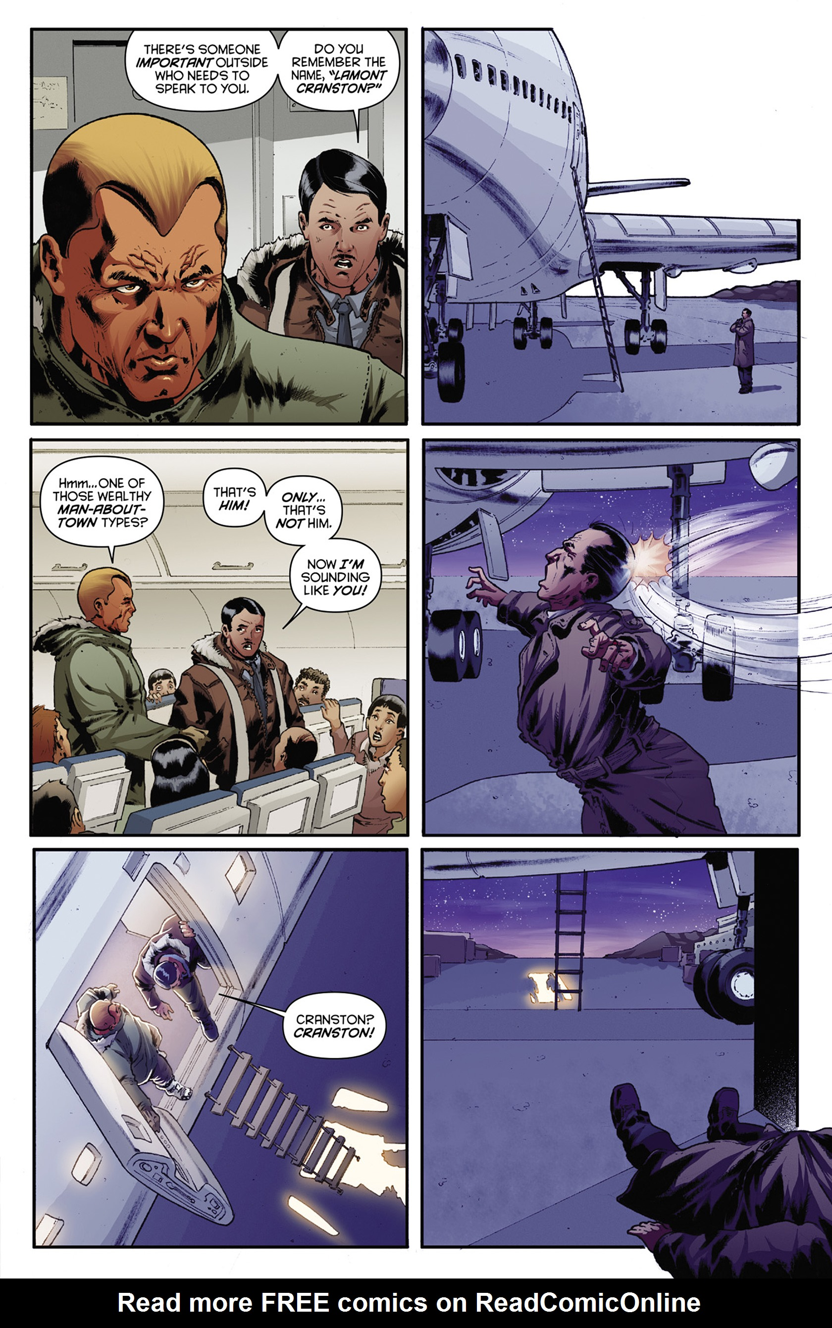 Read online Justice, Inc. comic -  Issue #1 - 26