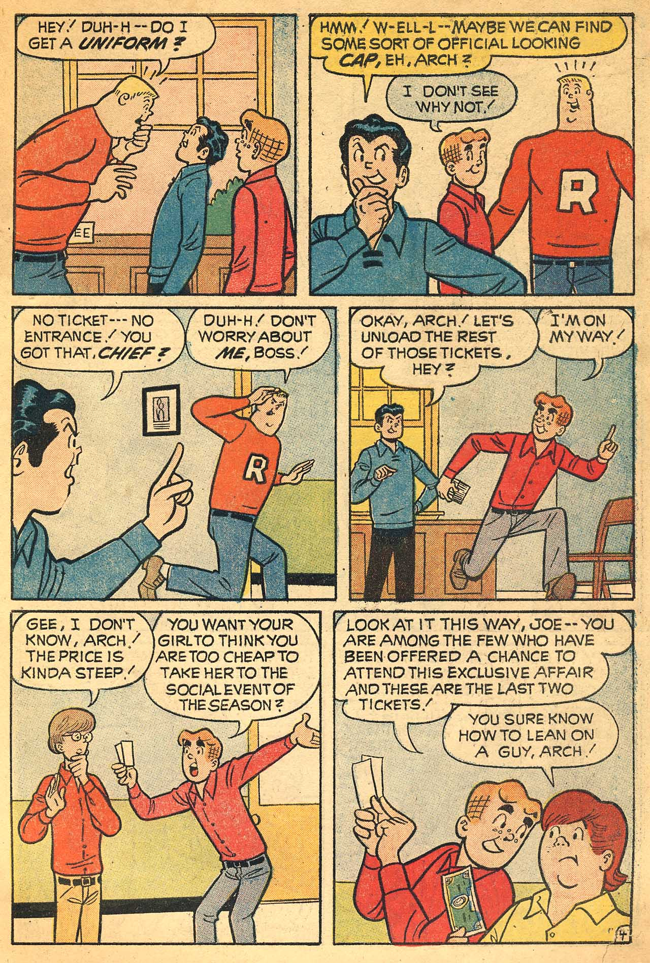 Read online Archie (1960) comic -  Issue #224 - 31
