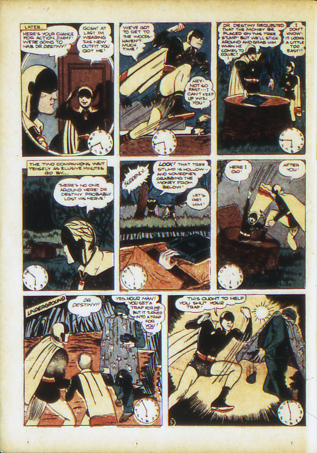 Read online Adventure Comics (1938) comic -  Issue #71 - 45