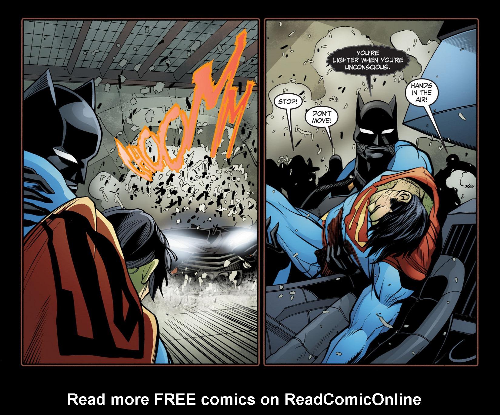 Read online Smallville: Season 11 comic -  Issue #20 - 20