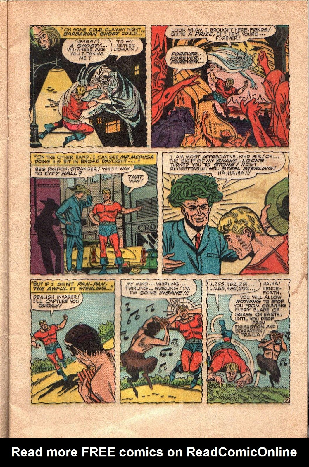The Mighty Crusaders (1965) Issue #7 #7 - English 4