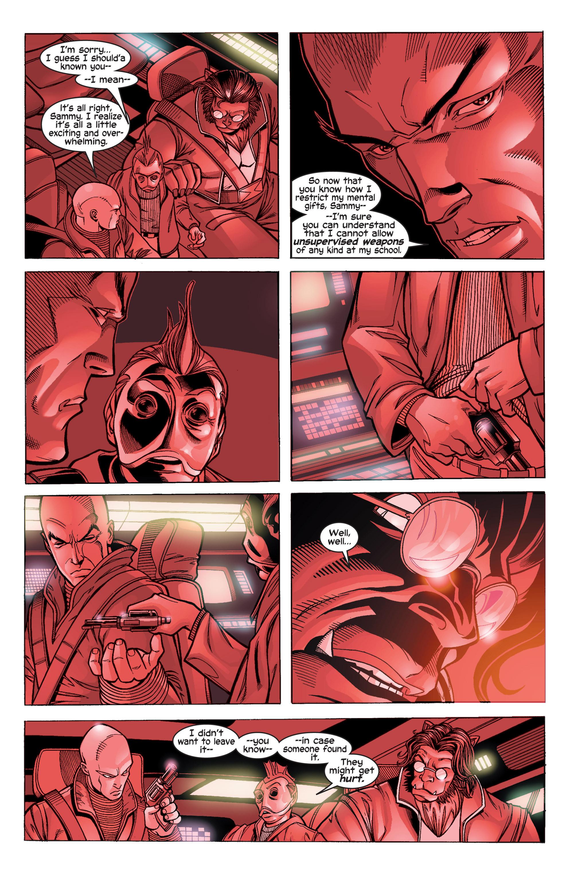 Read online Uncanny X-Men (1963) comic -  Issue #410 - 17