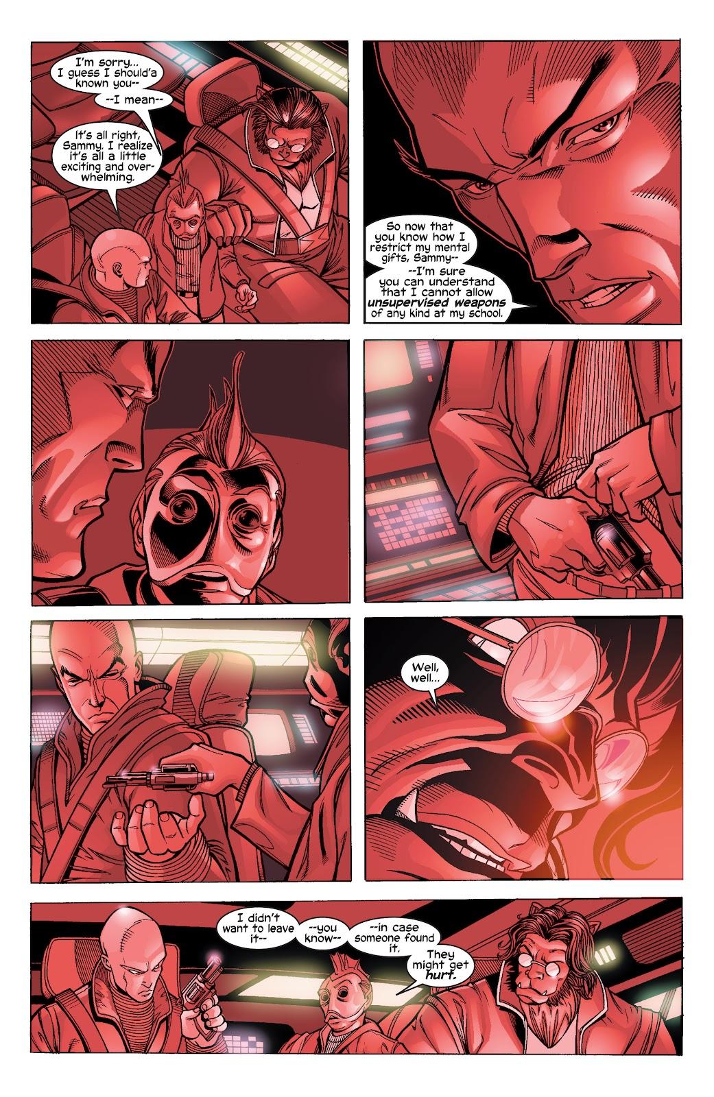 Uncanny X-Men (1963) issue 410 - Page 17