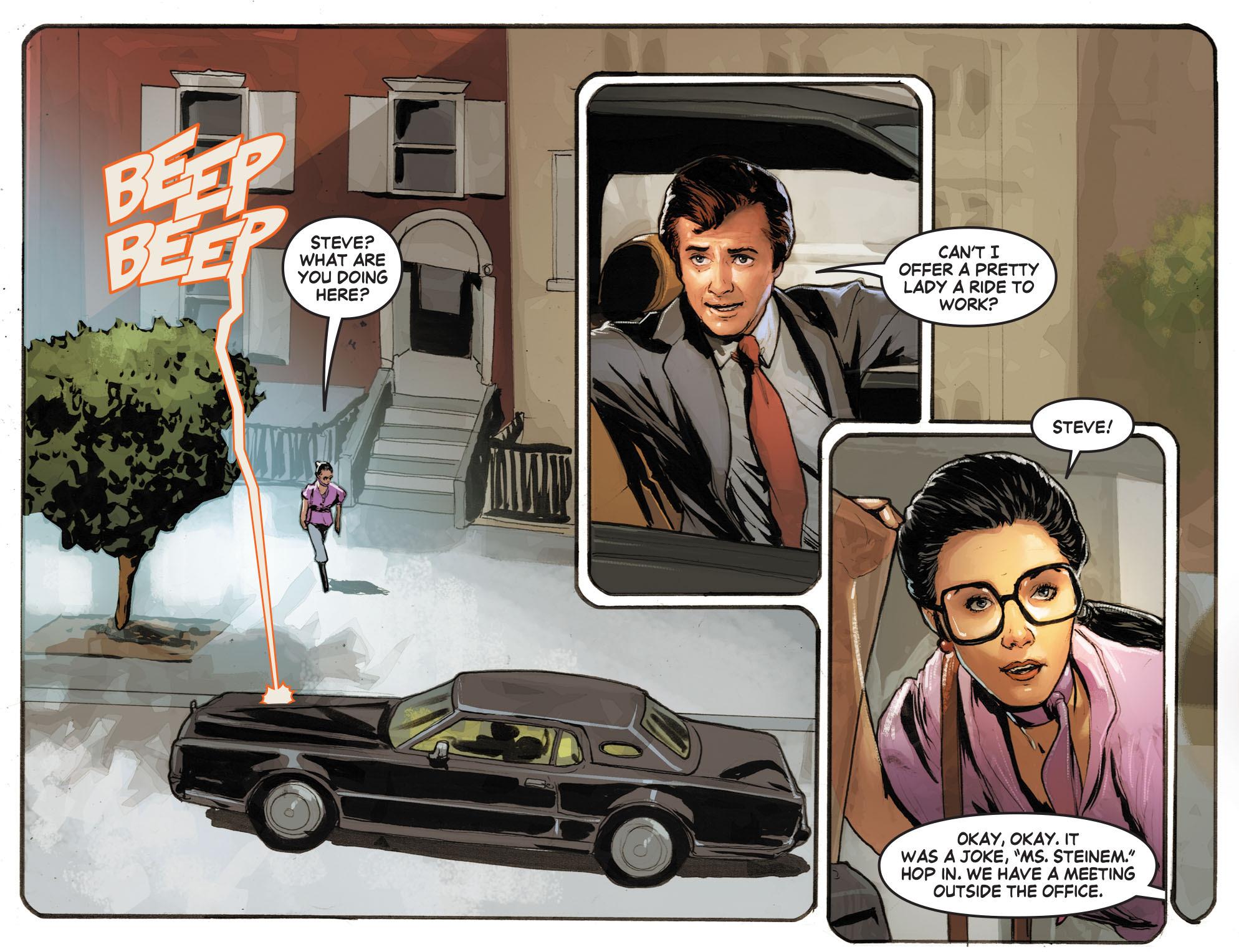 Read online Wonder Woman '77 [I] comic -  Issue #10 - 13