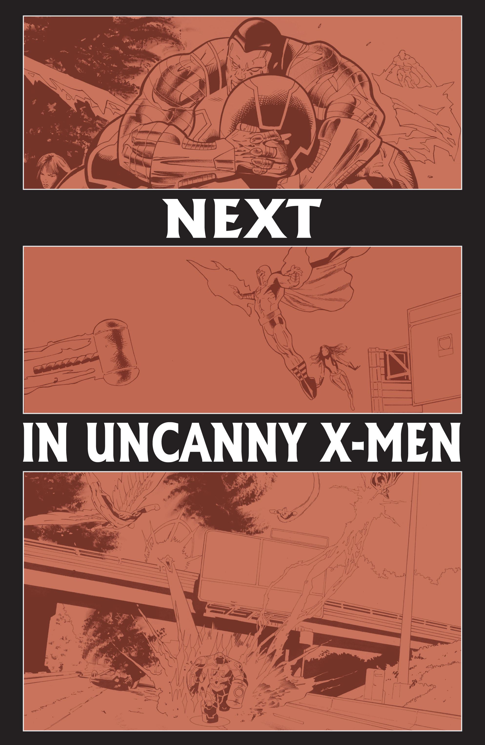 Read online Uncanny X-Men (1963) comic -  Issue #540 - 23