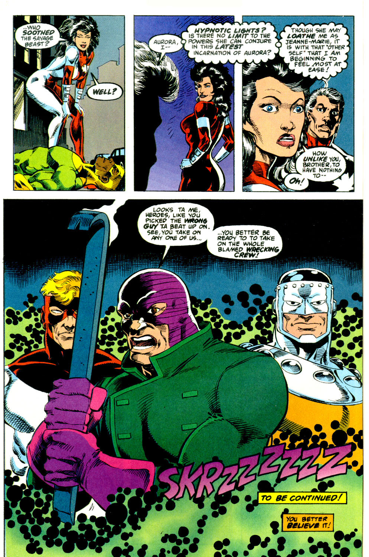 Read online Alpha Flight (1983) comic -  Issue #118 - 25
