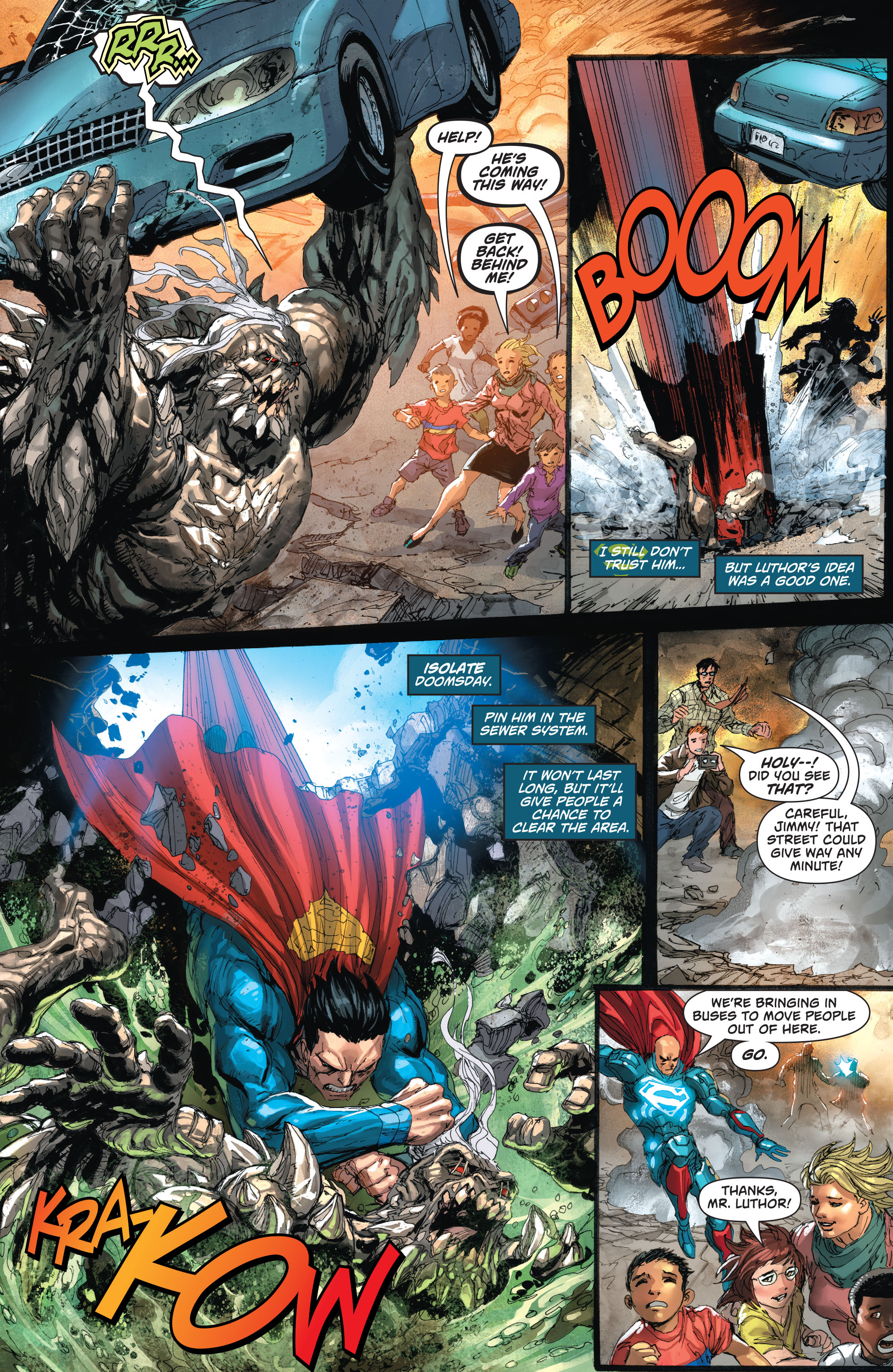 Read online Action Comics (2016) comic -  Issue #959 - 10
