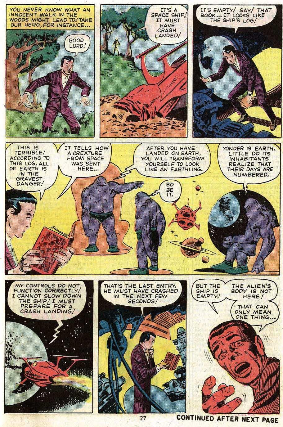Uncanny X-Men (1963) 90 Page 28