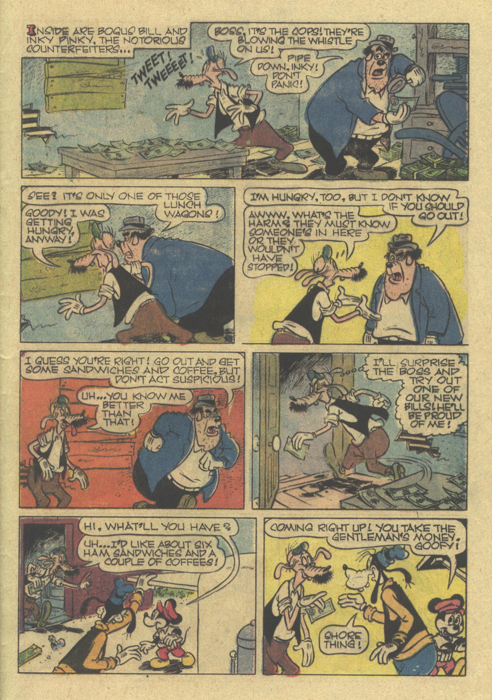Walt Disney's Comics and Stories issue 400 - Page 19