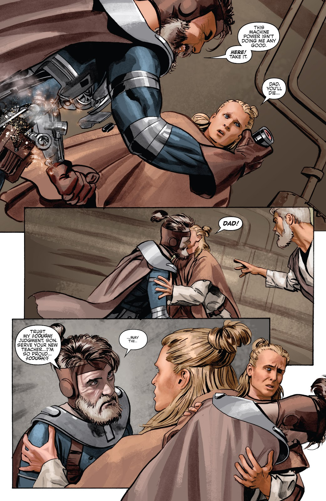 Read online Star Wars Legends: Infinities - Epic Collection comic -  Issue # TPB (Part 4) - 90
