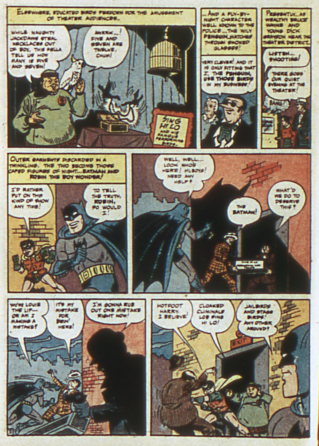 Read online Detective Comics (1937) comic -  Issue #67 - 4