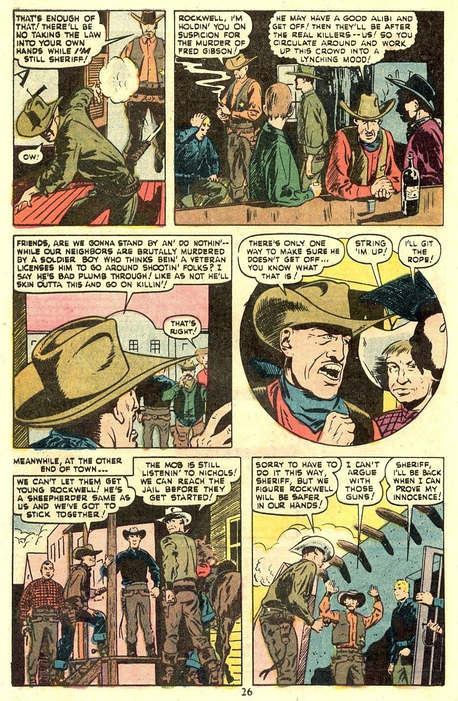 Kid Colt Outlaw issue 185 - Page 28