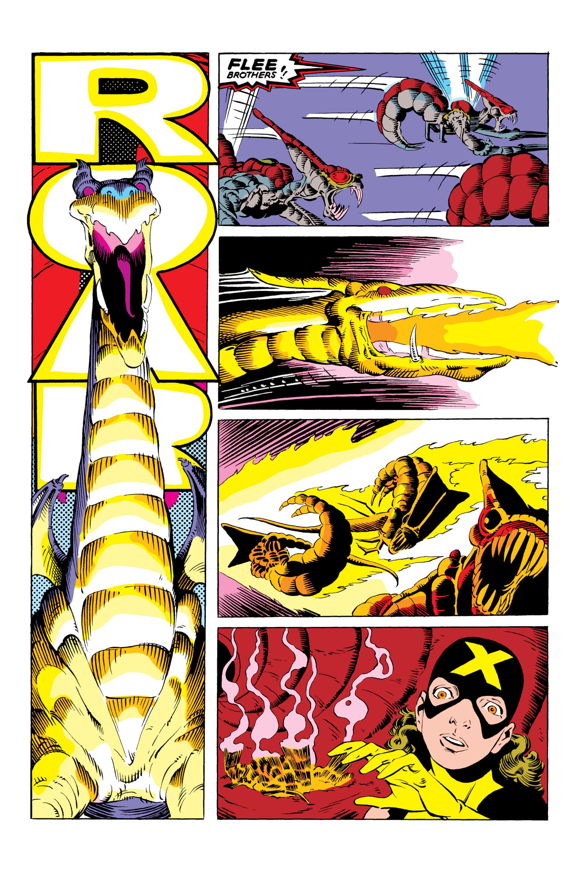 Read online Uncanny X-Men (1963) comic -  Issue #166 - 27