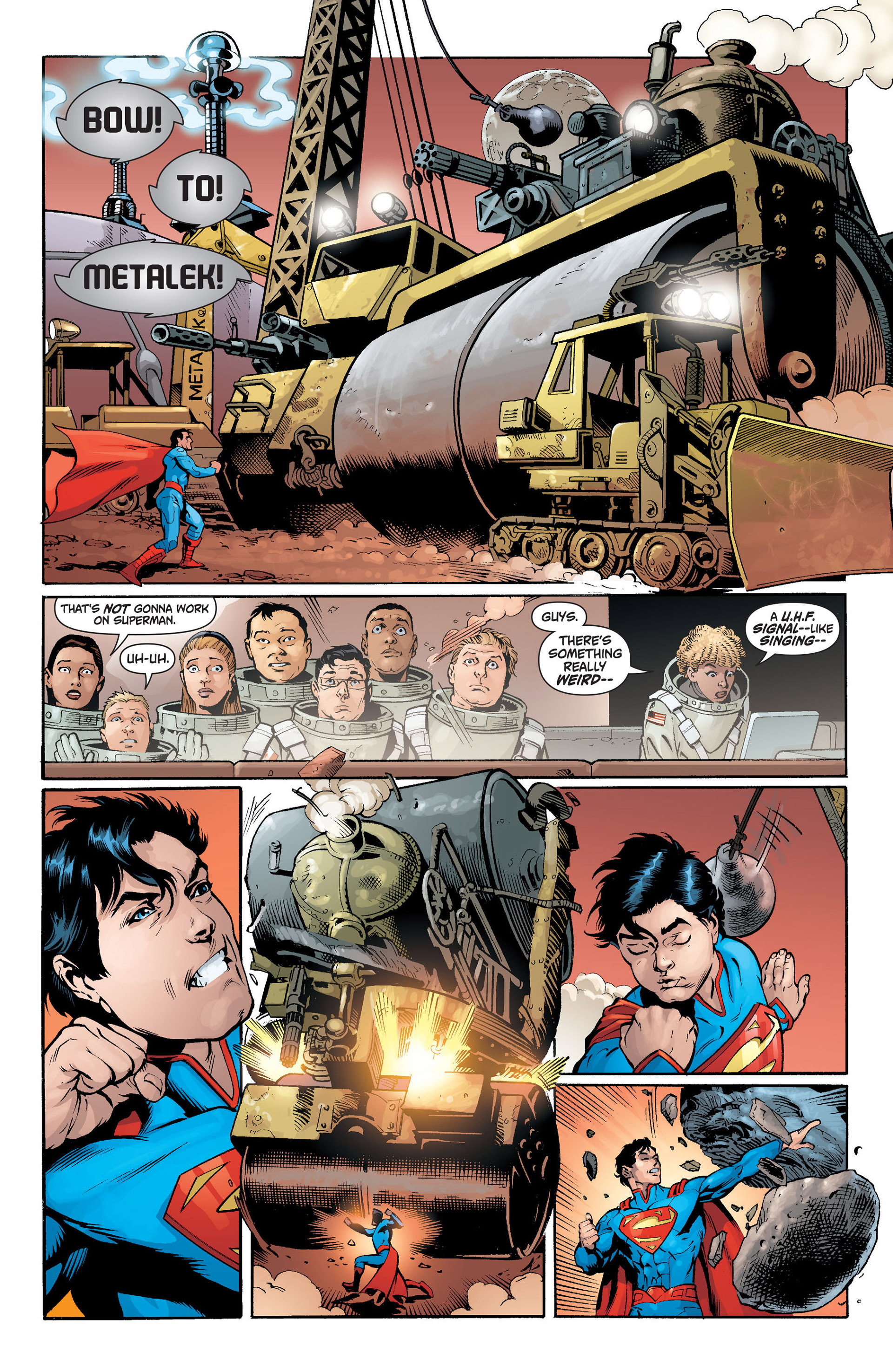 Read online Action Comics (2011) comic -  Issue #14 - 10