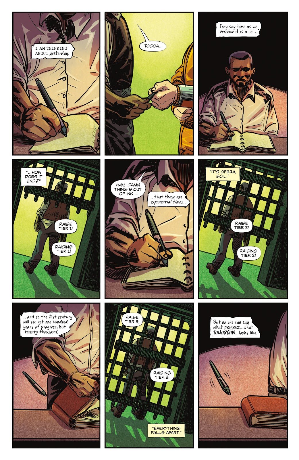 Read online Maxwell's Demons comic -  Issue #4 - 49