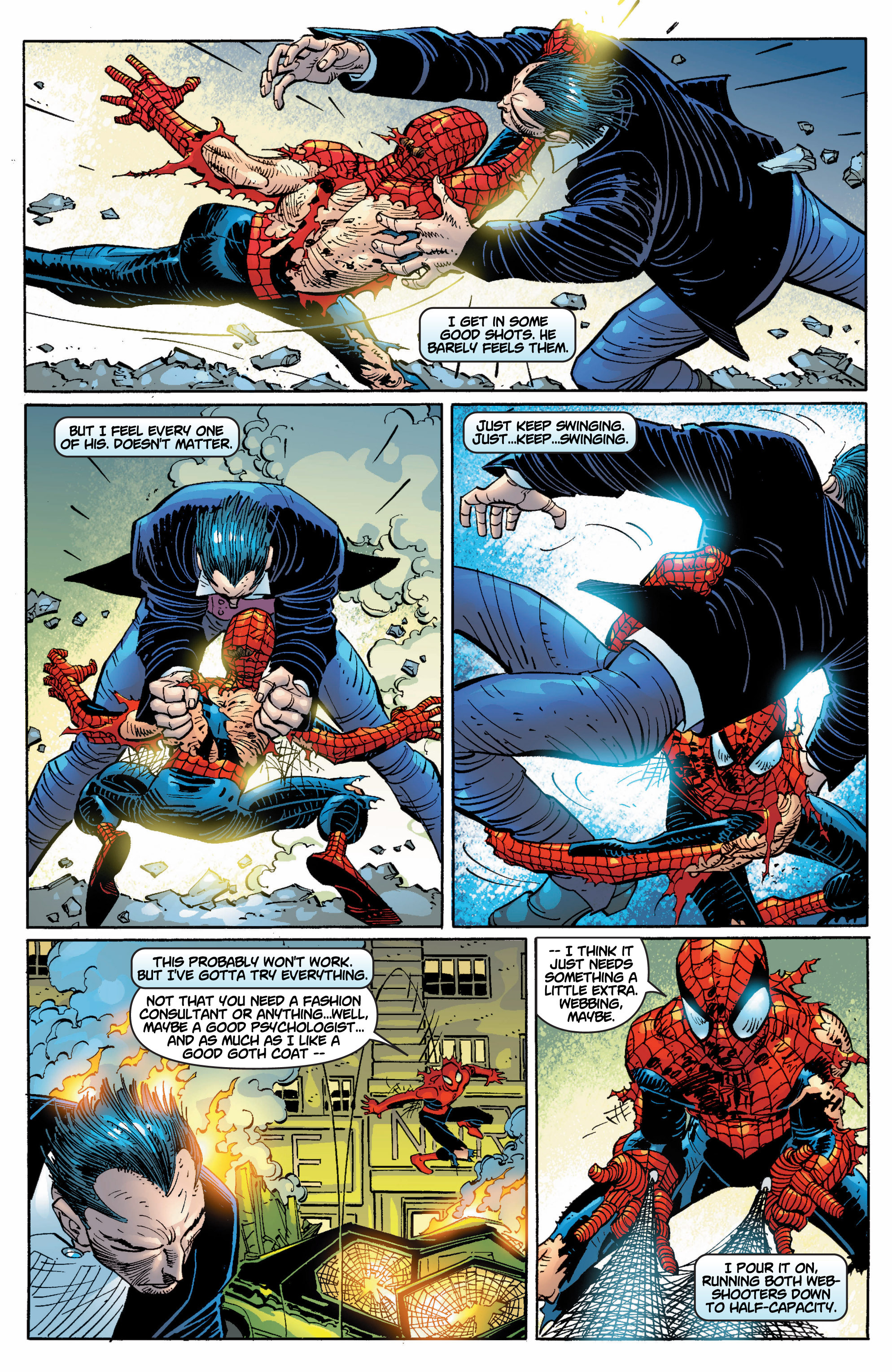 The Amazing Spider-Man (1999) 34 Page 6